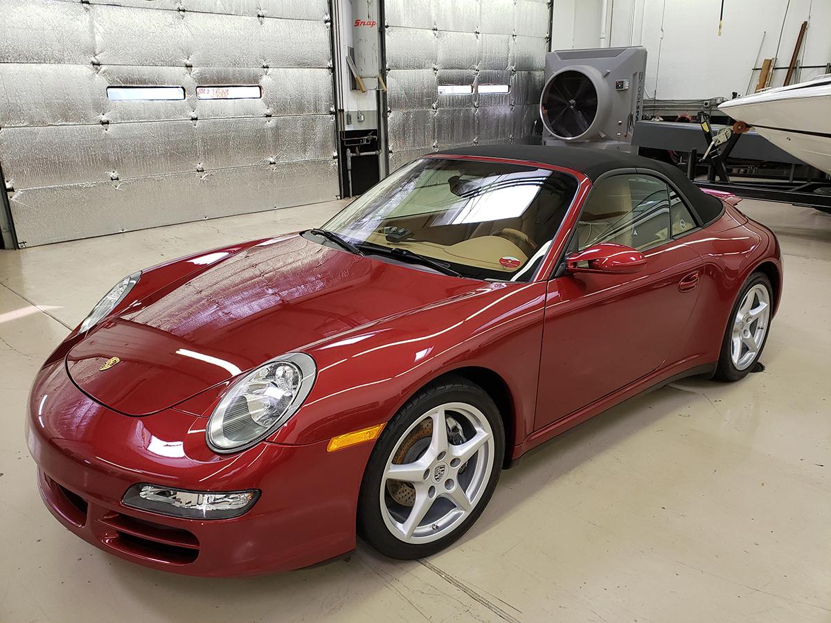 Porsche Carrera 4 - Linda F